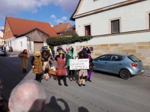 Versammlung, OKR Ebing @ Gastwirtschaft Hübner