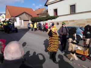 Friedensgebet  O K R @ Ebing Markplatz dann Kirche